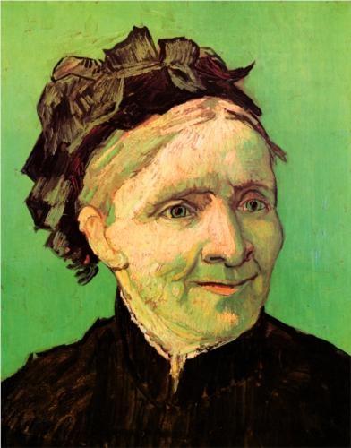 빈센트 반 고흐, 1888년 10월, '어머니의 초상화' ⓒ노튼 사이먼 미술관 ⓒⓒ노튼 사이먼 미술관