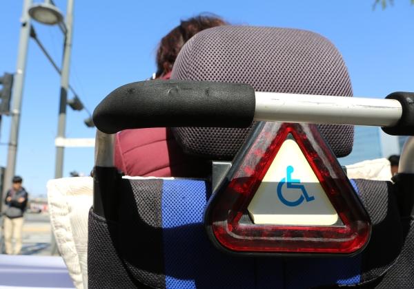 장애인 성폭력 범죄를 보도하는 기사에는 범죄가 발생한 맥락은 삭제되고 '장애'만 남는다. ⓒ이정실 여성신문 사진기자