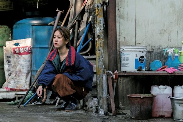 2018 한국영화 최고의 여성 캐릭터 ⓒ미쓰백
