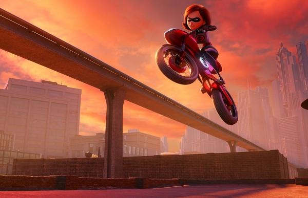 '인크레더블2' 워킹맘 히어로 헬렌ⓒDisney Pixar