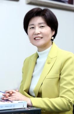 백혜련 더불어민주당 전국여성위원장