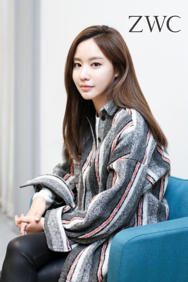 배우 김아중 ⓒ자이글