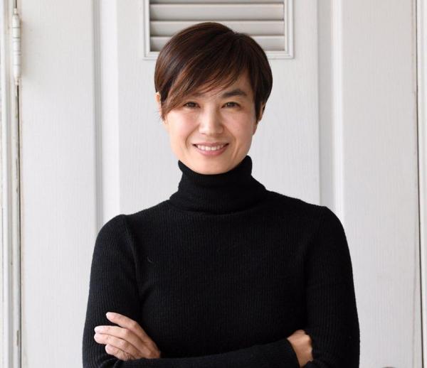 김일란 감독이 '2018 올해의 여성영화인상을 받는다. ⓒ여성영화인모임 제공