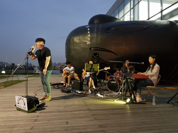 서울함공원 '홈커밍데이' 공연프로그램 ⓒ한강사업본부