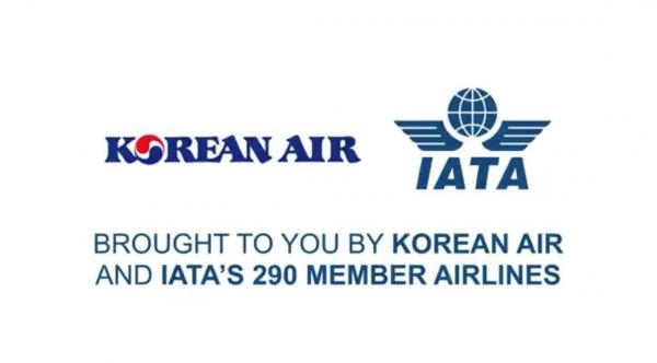 대한항공 IATA 로고 ⓒ대한항공