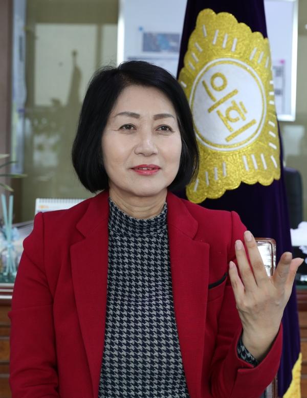이나영 대전 동구의회 의장