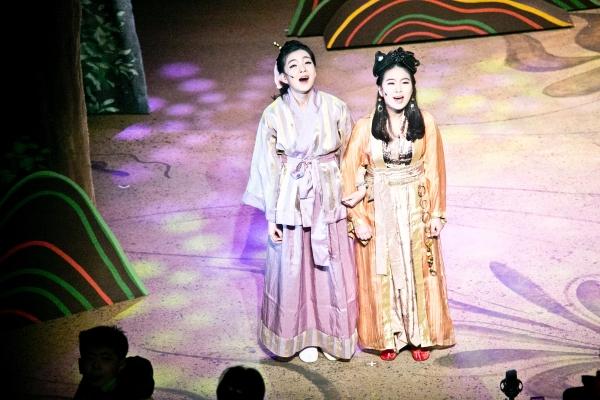 어린이 영어 뮤지컬 '평강온달' ⓒ서울극단