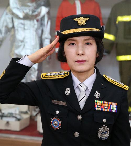 이원주 서울 중랑소방서장서울시 제공