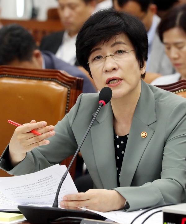 김영주 더불어민주당 의원. ⓒ뉴시스·여성신문