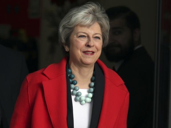 테레사 메이(Theresa May) 영국 총리. ⓒ뉴시스