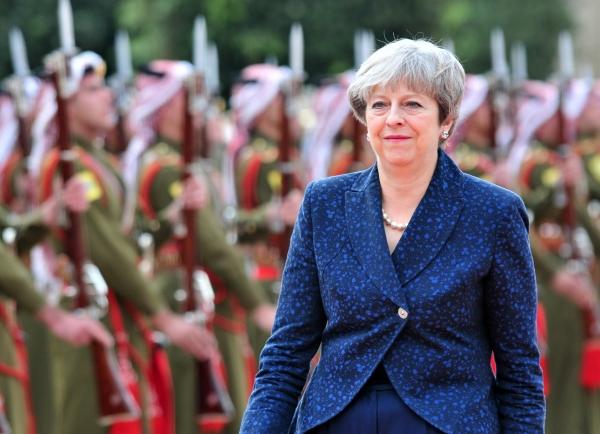 테리사 메이 영국 총리. ⓒ뉴시스