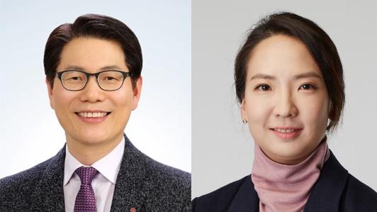 김민환, 최현수 신임 CEO ⓒ깨끗한나라