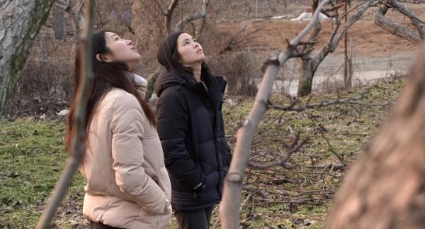 영화 '이월'의 한 장면. ⓒ무브먼트