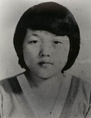 1979년 8월 11일 신민당사에서 농성하던 YH무역 여성 노동자들을 경찰이 강경 진압하는 과정에 숨진 김경숙 열사. 당시 21세였다.