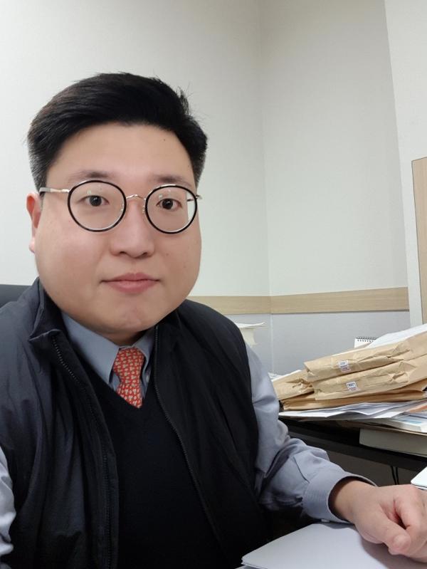 박찬성 변호사. ⓒ본인 제공