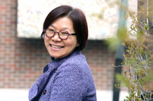조영숙 한국여성단체연합 국제연대센터 소장 ⓒ이정실 여성신문 사진기자