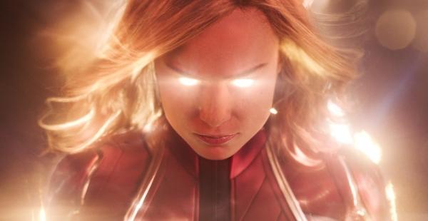 '캡틴 마블'의 한 장면. ⓒ월트디즈니컴퍼니코리아