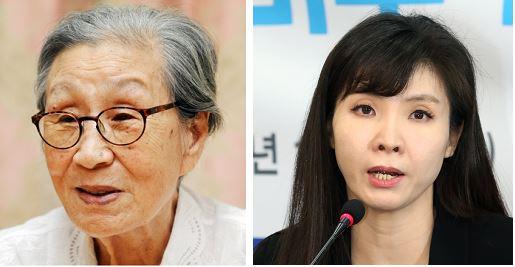 3.8세계여성의날 열리는 2019년 한국여성대회에서여성운동상에 김복동 평화여성인권운동가, 올해의 여성운동상에 서지현 검사가 선정됐다.