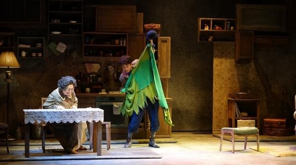 연극 '자기 앞의 생' 중 한 장면. ⓒ강일중