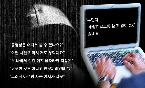 정준영 사건 ⓒ여성신문