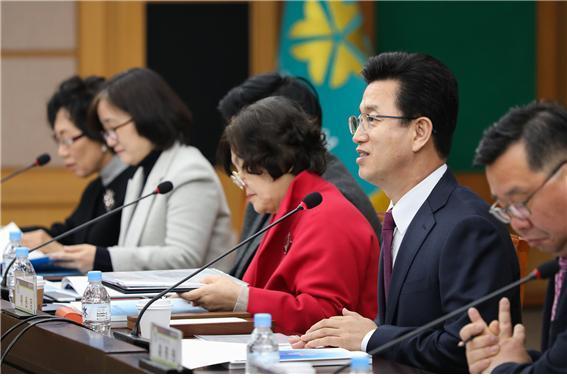 대전시 상반기 양성평등위원회