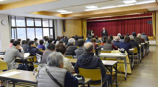 3월 10일 일본 사가현 아리타시 백파선갤러리에서 백파선 추모 강연회가 열렸다. ©백파선갤러리 홈페이지