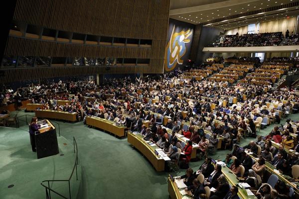 11일 미국 뉴욕 유엔본부에서 제63차 유엔 여성지위위원회(CSW) 개막했다. ©UN Women/Ryan Brown