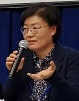 김정수 평화를만드는여성회 상임대표