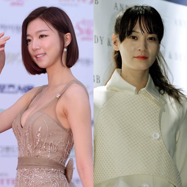배우 하연주, 이영진 ⓒ뉴시스.여성신문