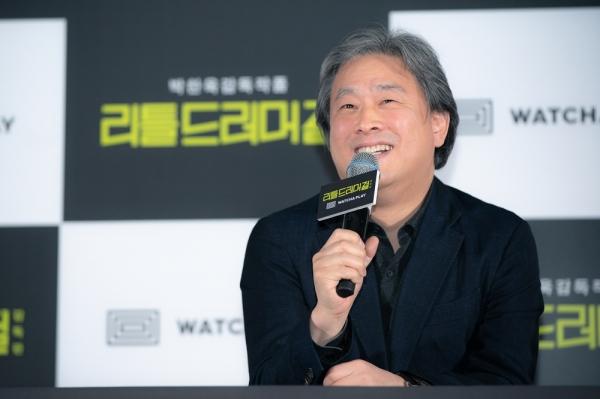 박찬욱 감독. ⓒ왓챠