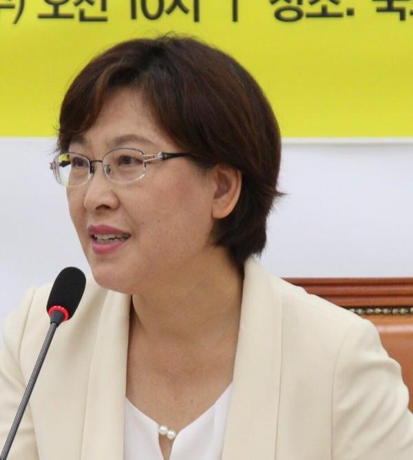 박인숙 정의당 여성위원회 위원장
