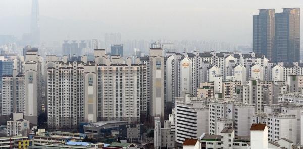 아파트 단지의 모습. 사진은 기사와 무관. ⓒ뉴시스·여성신문