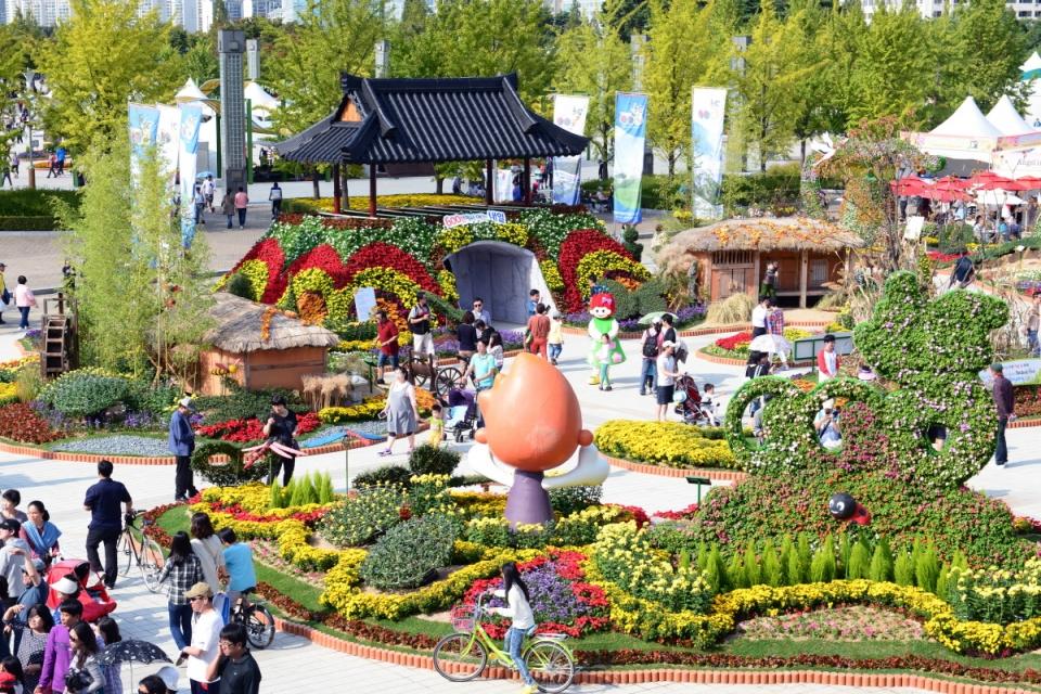 고양 국제꽃박람회 ⓒ고양국제꽃박람회