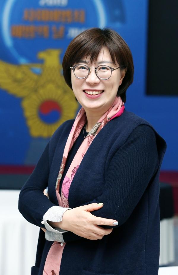 이성은 경찰청 성평등정책담당관 ⓒ이정실 여성신문 사진기자