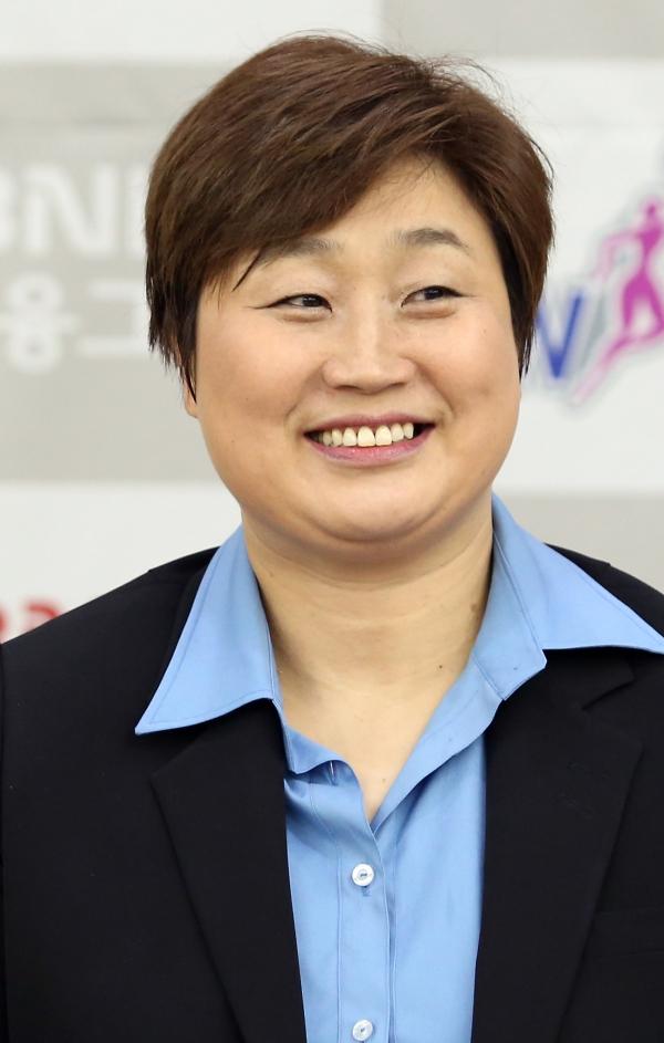 유영주 감독. ⓒWKBL