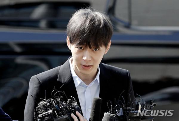 경찰이 마약투약 혐의를 받고 있는 가수 겸 배우 박유천(33)씨가 직접 마약을 구매한 증거를 확보한 것으로 17일 드러났다. ⓒ뉴시스·여성신문