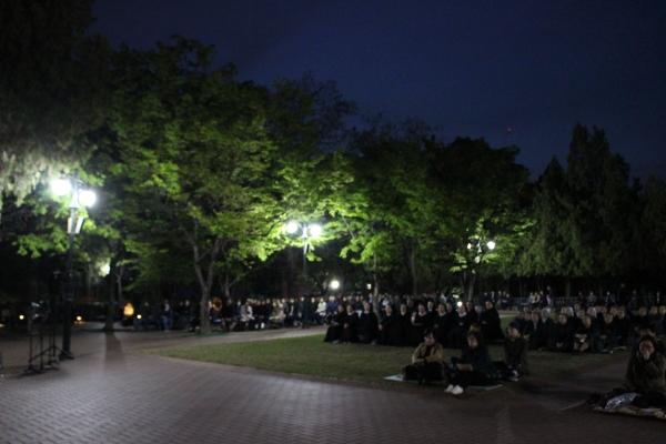 천주교 대구대교구는 세월호 참사 5주기 추모미사와 특강을 16일 성모당에서 개최했다. ⓒ권은주