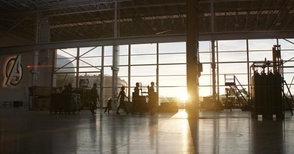 '어벤져스: 엔드게임'의 한 장면. ⓒ월트디즈니컴퍼니 코리아