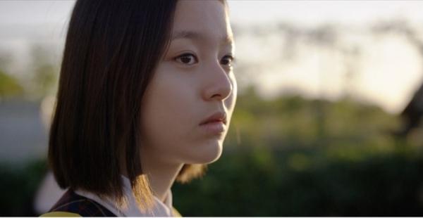 제1회 서울여성독립영화제 개막작 김보라 감독의 '벌새' ⓒ'찍는페미' 블로그 갈무리
