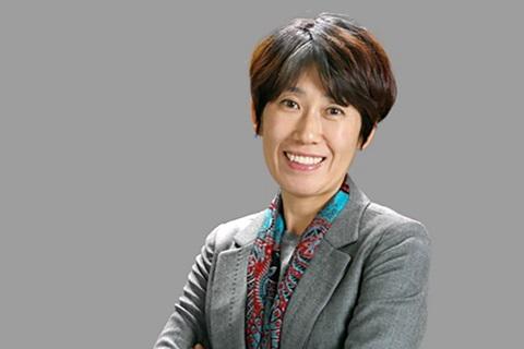 백미순 한국여성단체연합 상임대표. ⓒ본인 제공