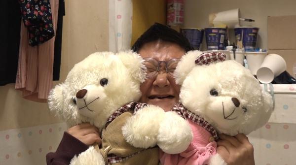 다큐멘터리 '그녀들은 있다'에서 인터뷰에 응한 한 여성 노숙인. ⓒ'그녀들은 있다'