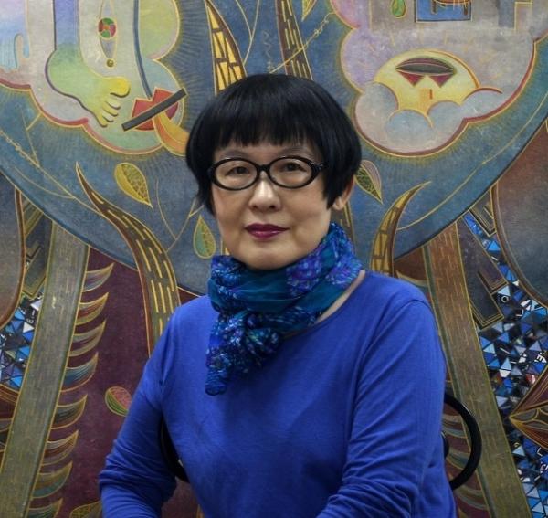 김혜순 시인이 올해 제9회 이형기 문학제 수상자로 선정됐다. ⓒ진주시
