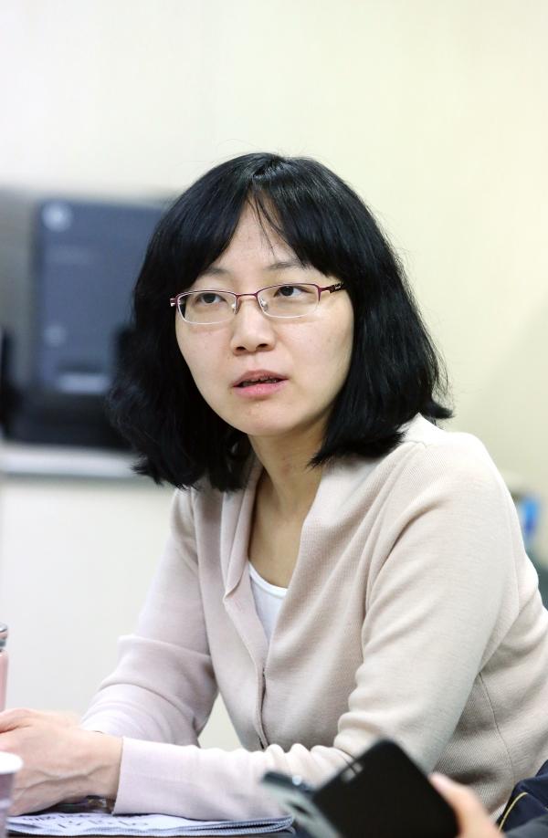 김고연주 서울시 여성가족정책실 젠더자문관 ⓒ이정실 여성신문 사진기자
