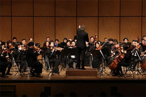 2017년 연세대 대강당에서 열린 서울시향 우리동네음악회 ⓒ서대문구