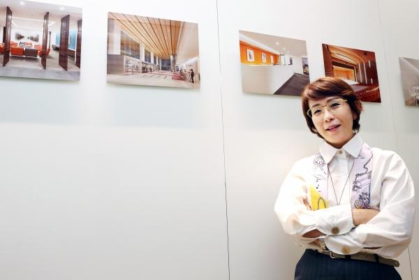 박민정 (주)CDS 대표 ⓒ이정실 여성신문 사진기자