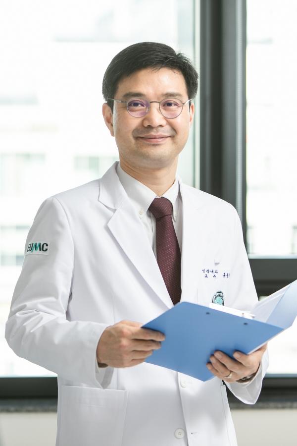 류동열 이대서울병원 신장내과 교수. ⓒ이대목동병원