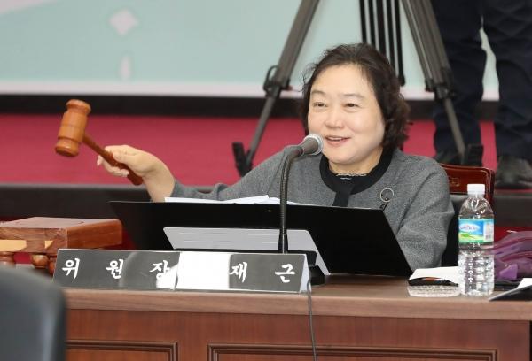 인재근 국회 여성가족위원회 위원장/ 뉴시스