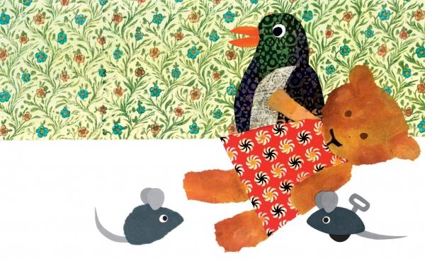 『알렉산더와 장난감 쥐』 레오 리오니 글·그림 ©시공주니어