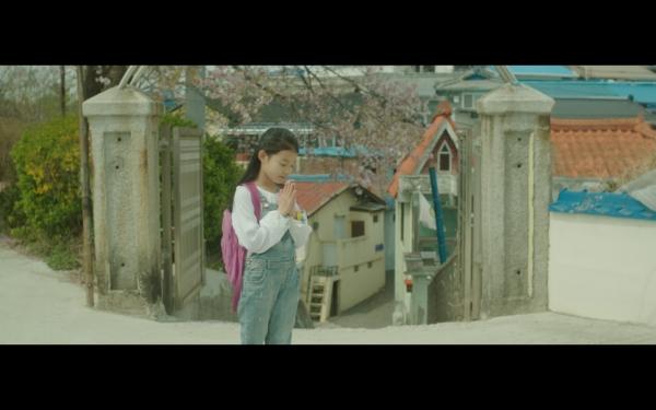 김진유 감독의 '나는 보리'의 한 장면. ⓒ정동진독립영화제