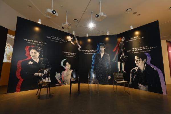 한국영화박물관 기획전 '나쁜 여자, 이상한 여자, 죽이는 여자'. ⓒ한국영상자료원